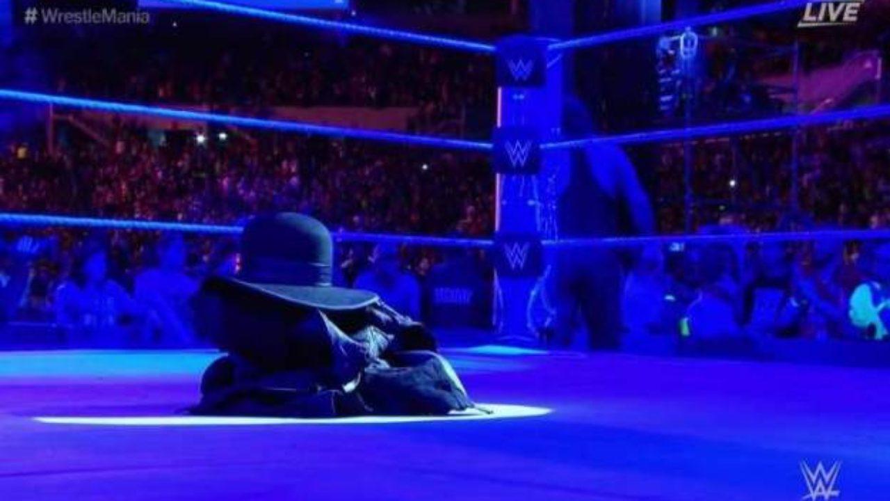 Iba a ser el combate de Wrestlemania 33 el último de The Undertaker?