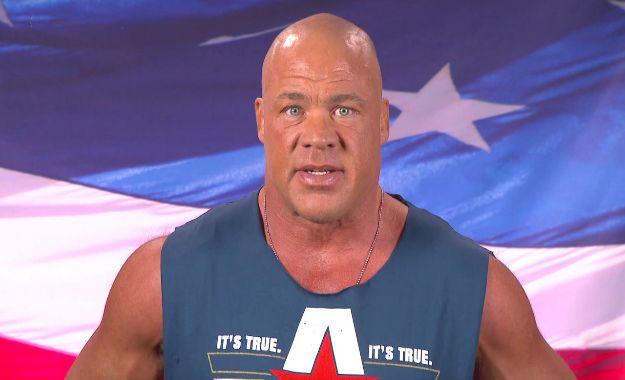 Kurt Angle AEW