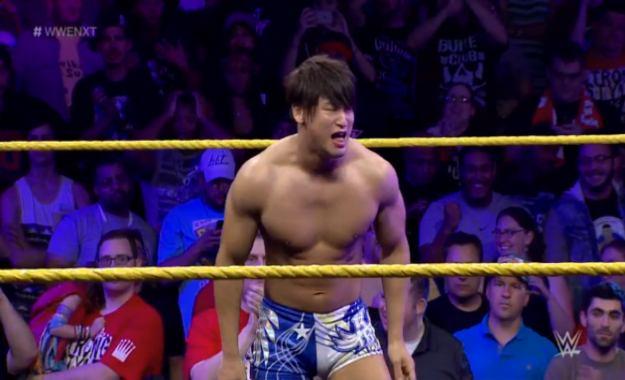 ¿Podría volver Kota Ibushi a WWE?