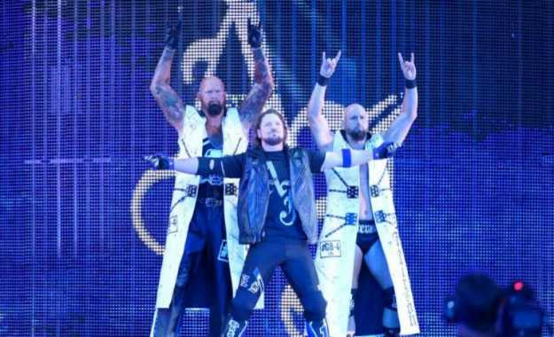 ¿Posible nueva reunión del Bullet Club en WWE RAW?
