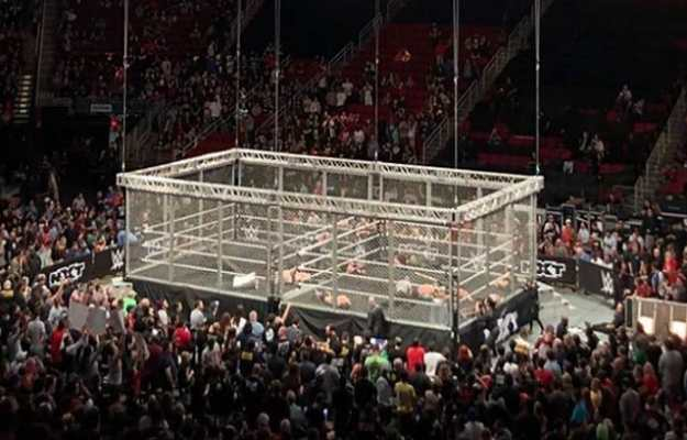 ¿Se avecina un War Games entre NXT vs NXT UK?
