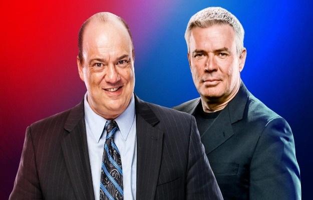ÚLTIMA HORA_ Paul Heyman y Eric Bischoff nuevos directores ejecutivos de WWE