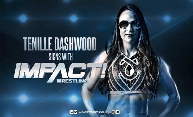 ÚLTIMA HORA_ Tenille Dashwood (Emma) firma con IMPACT Wrestling
