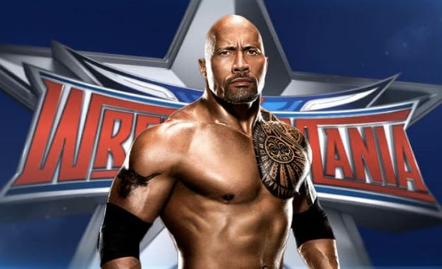 Última hora Posible aparición de The Rock en Wrestlemania 34