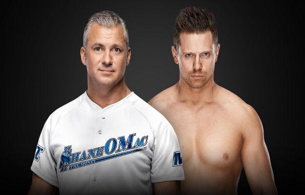 Shane McMahon reta a The Miz a un combate en Wrestlemania 35