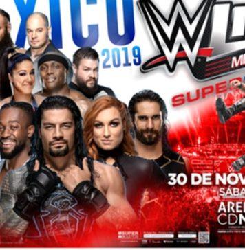 The Fiend   2 Combates confirmados para WWE en Arena CDMX