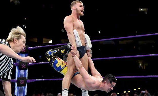 WWE noticias 205 Live WWE 205 Live Resultados en directo del 15 de Mayo
