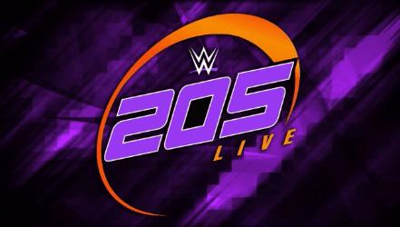 WWE 205 Live en WWE Network