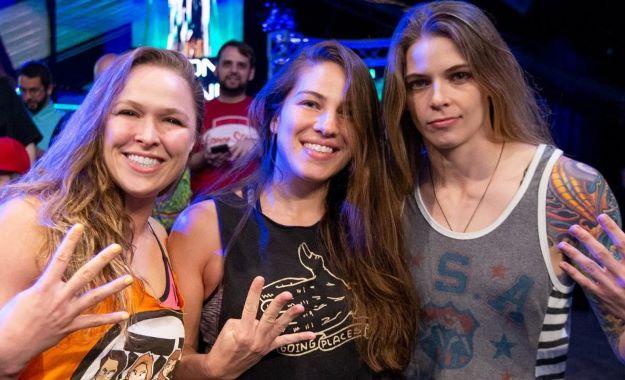 WWE noticias 4 horsewomen