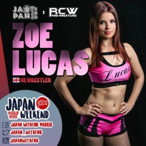 Zoe Lucas RCW