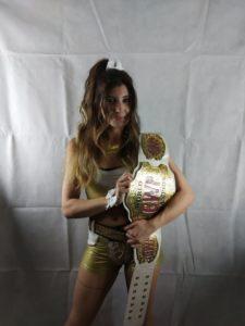 Tracy campeona