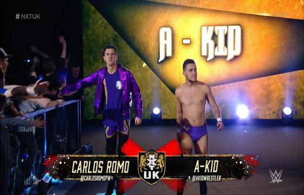 A-Kid WWE