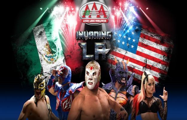 AAA Invading LA