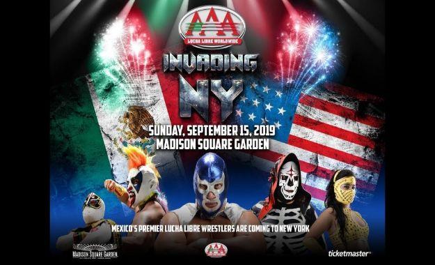 AAA Madison Square Garden
