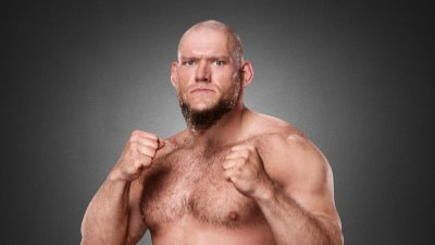 WWE noticias Lars Sullivan