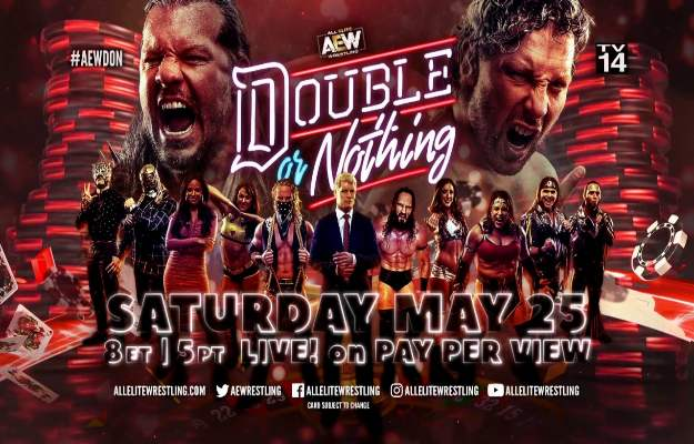 AEW Double or Nothing en vivo
