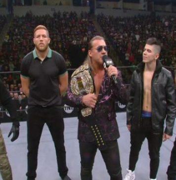 AEW Dynamite en vivo 9 de Octubre