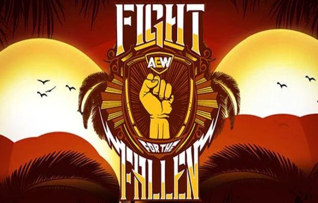 AEW Fight For The Fallen en vivo (Cobertura y resultados en directo)