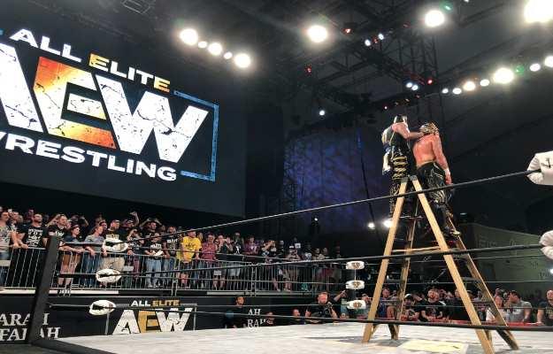 AEW Fight For The Fallen_ The Lucha Bros derrotan a SCU y retan a Young Bucks