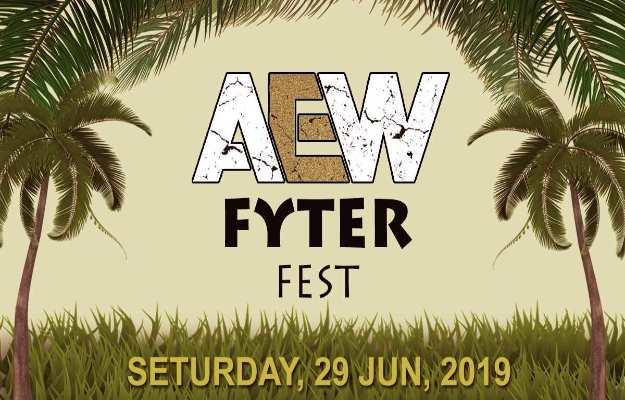 AEW Fyter Fest en vivo