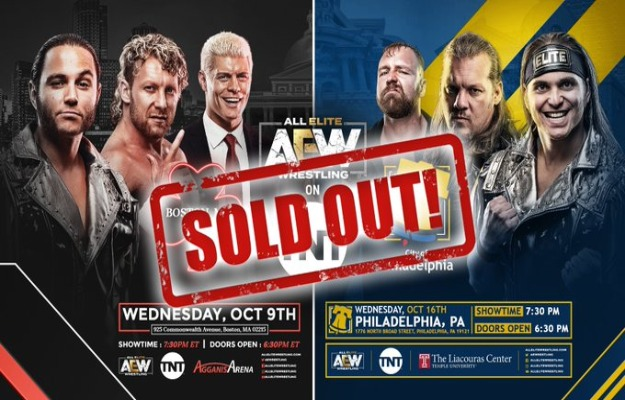 AEW Sold Out