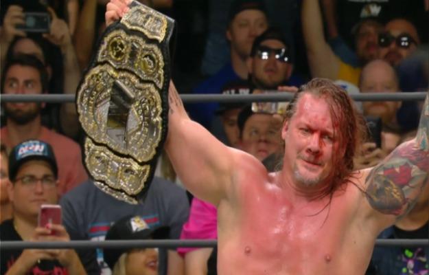 AEW estaría preparando un nuevo campeonato mundial para Chris Jericho