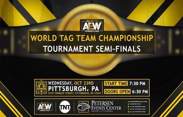 AEW torneo parejas