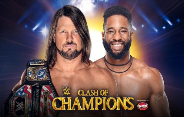 AJ Styles clash of champions