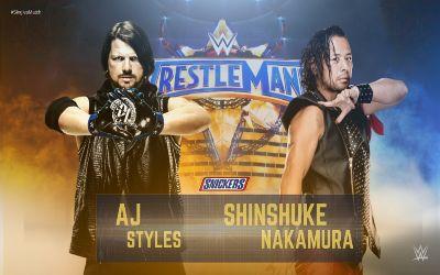 AJ Styles habló sobre Nakamura