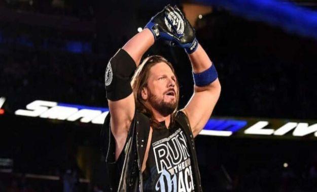 AJ Styles niega su lesión