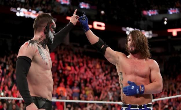 AJ Styles vs. Finn Balor