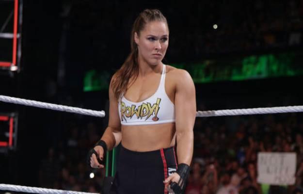 Accidente de Ronda Rousey