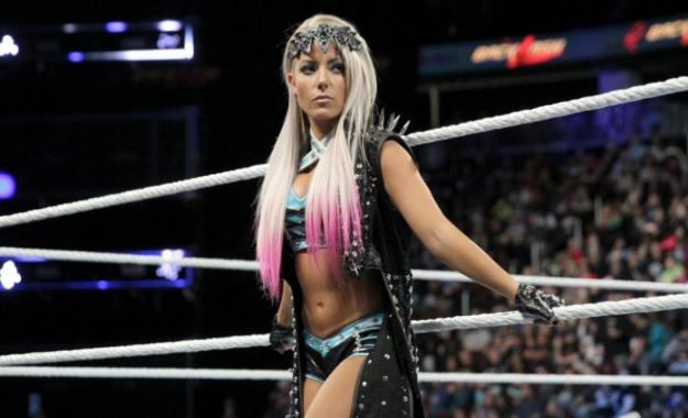 Actualización de la lesión de Alexa Bliss