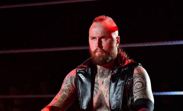Actualización de la lesión del luchador de NXT Aleister Black