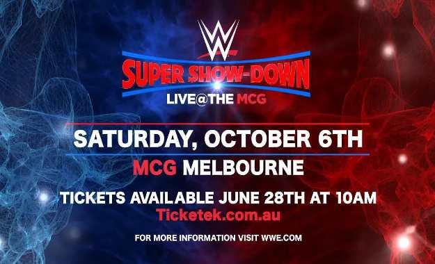 Actualización de las apuestas para el WWE Super Show Down