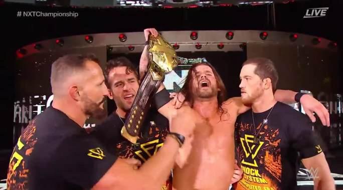 Adam Cole NXT Takeover Toronto II