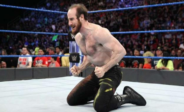 Aiden English pide un combate en Smackdown Live