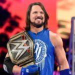 Aj Styles aviva un posible combate ante Daniel Bryan