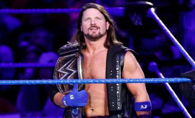 AJ Styles dice que su altura nunca le afectó en su carrera