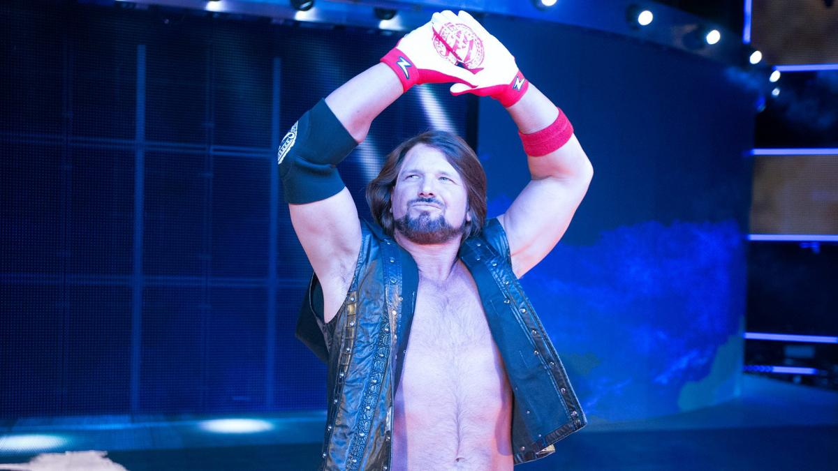 Aj Styles reacciona a perder el título en SmackDown Live ante Daniel Bryan