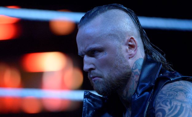 WWE noticias NXTAleister Black