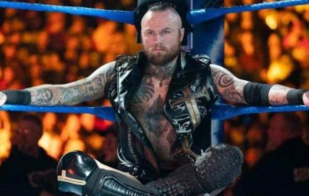 Aleister Black WWE
