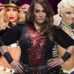 Alexa Bliss, Carmella & Nia Jax estarán en Total Divas