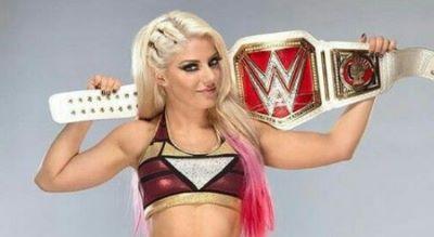 WWE noticias Alexa Bliss