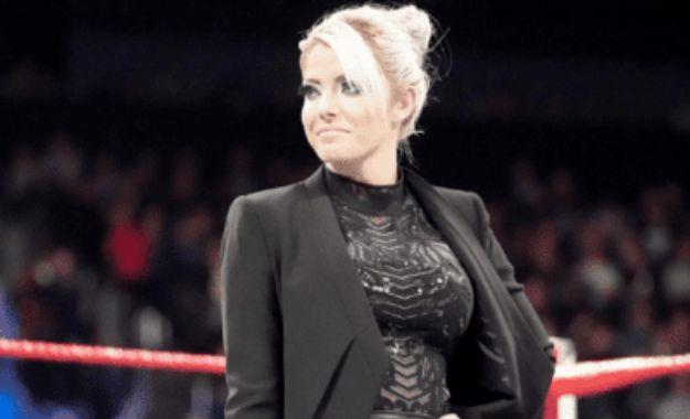 Alexa Bliss estaría preparada al 100% para volver al ring de WWE