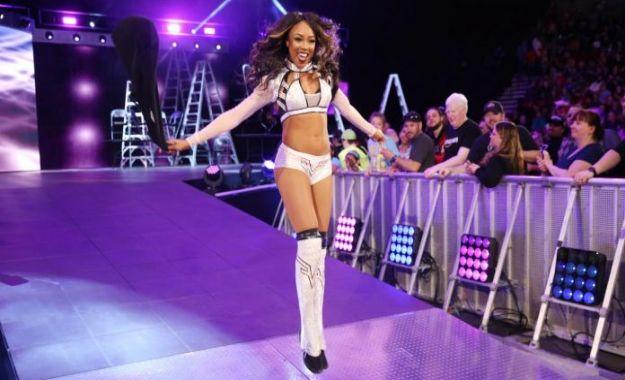 Alicia Fox WWE