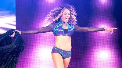 Royal Rumble Alicia Fox fuera por lesión