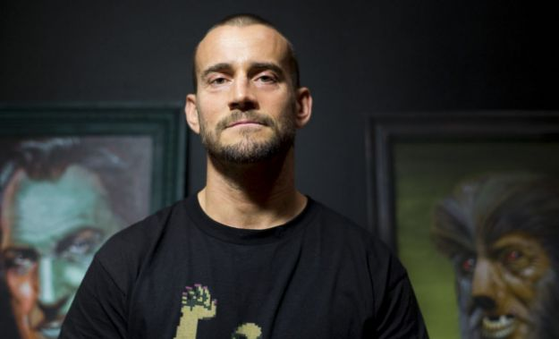All Elite Wrestling CM PUnk
