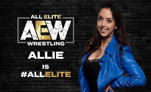 Allie AEW
