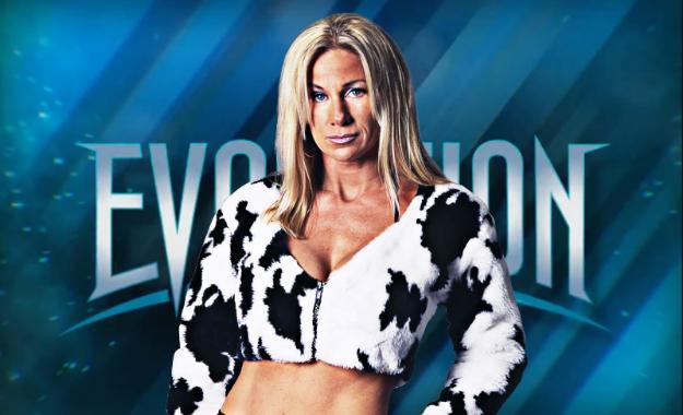 Alundra Blayze estaría dispuesta a luchar en WWE Evolution